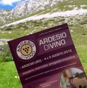 Ardesio DiVino 4-5 Agosto 2018
