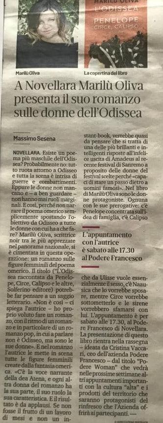 Gazzetta di Reggio 20.02.2020